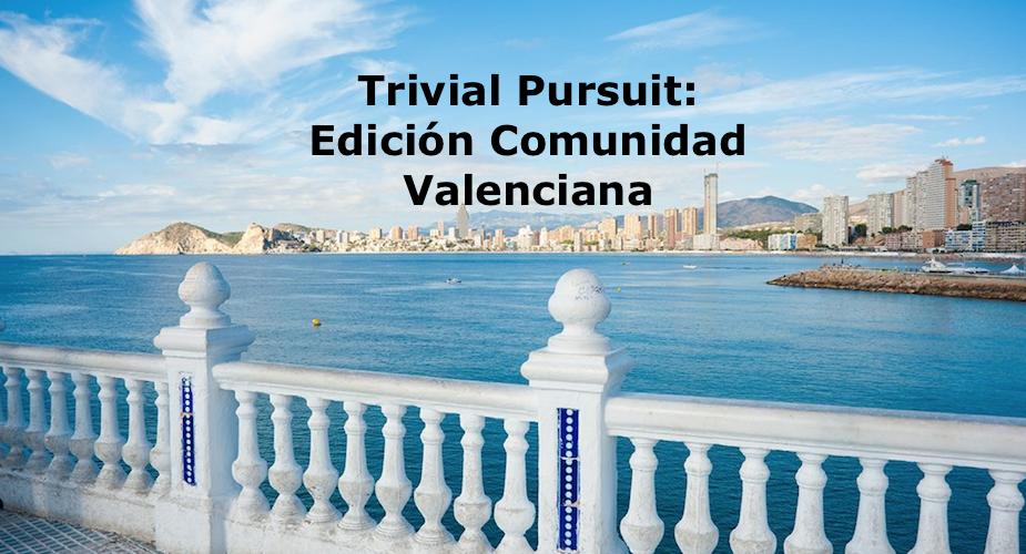 Trivial Pursuit: Edición Comunidad Valenciana